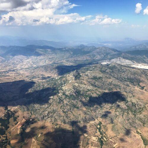 Airzone Gleitschirmreise Mazedonien Hinterland