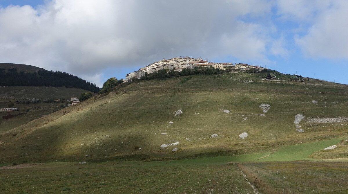 Gleitschirmreise Castelluccio
