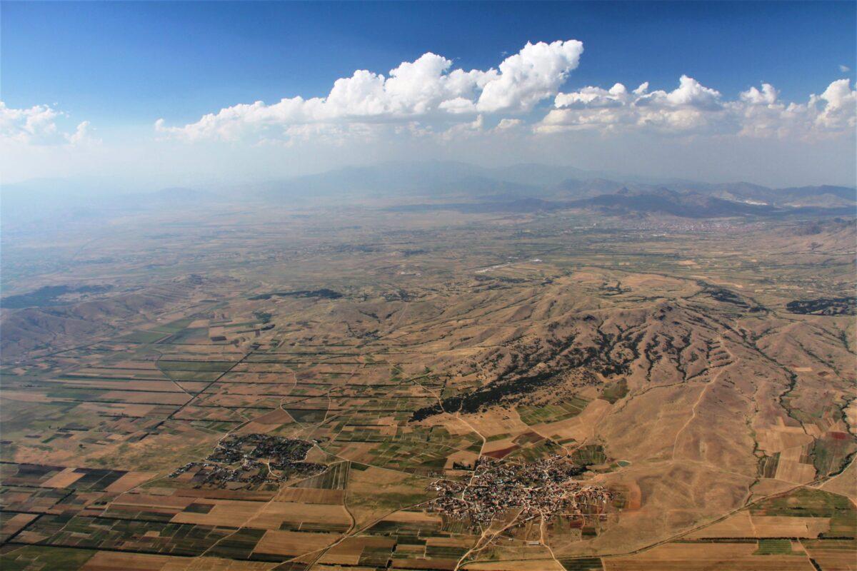 Airzone Gleitschirmreise Mazedonien Flachland