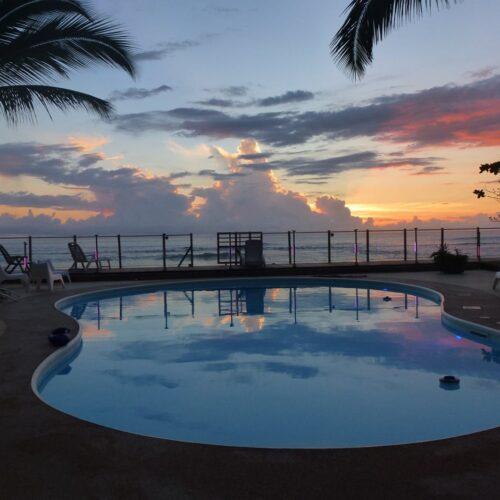 Gleitschirmreise La Reunion Pool