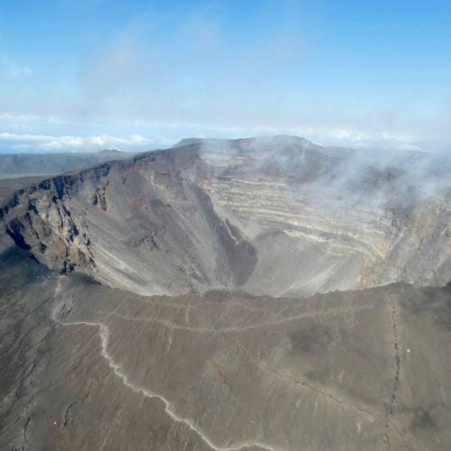 Gleitschirmreise La Reunion Vulkan Piton de la Neige
