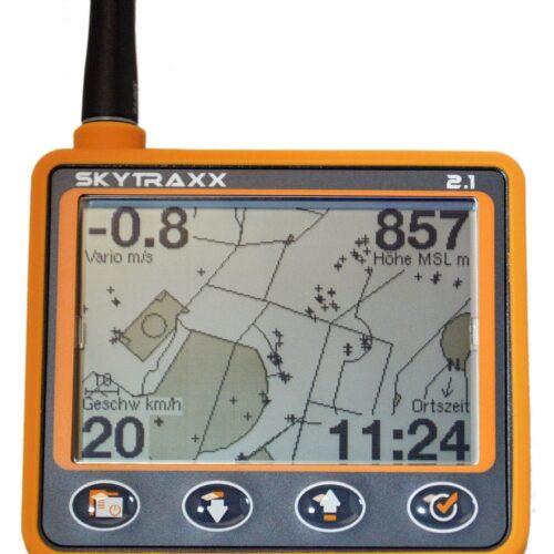 Skytraxx 2.1 Luftraum